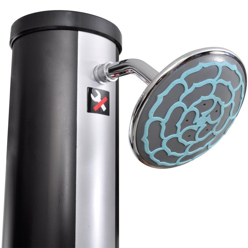 ▷ Les Meilleures Douches Solaires Pour Piscine | Comparatif ... avec Douche Pour Piscine