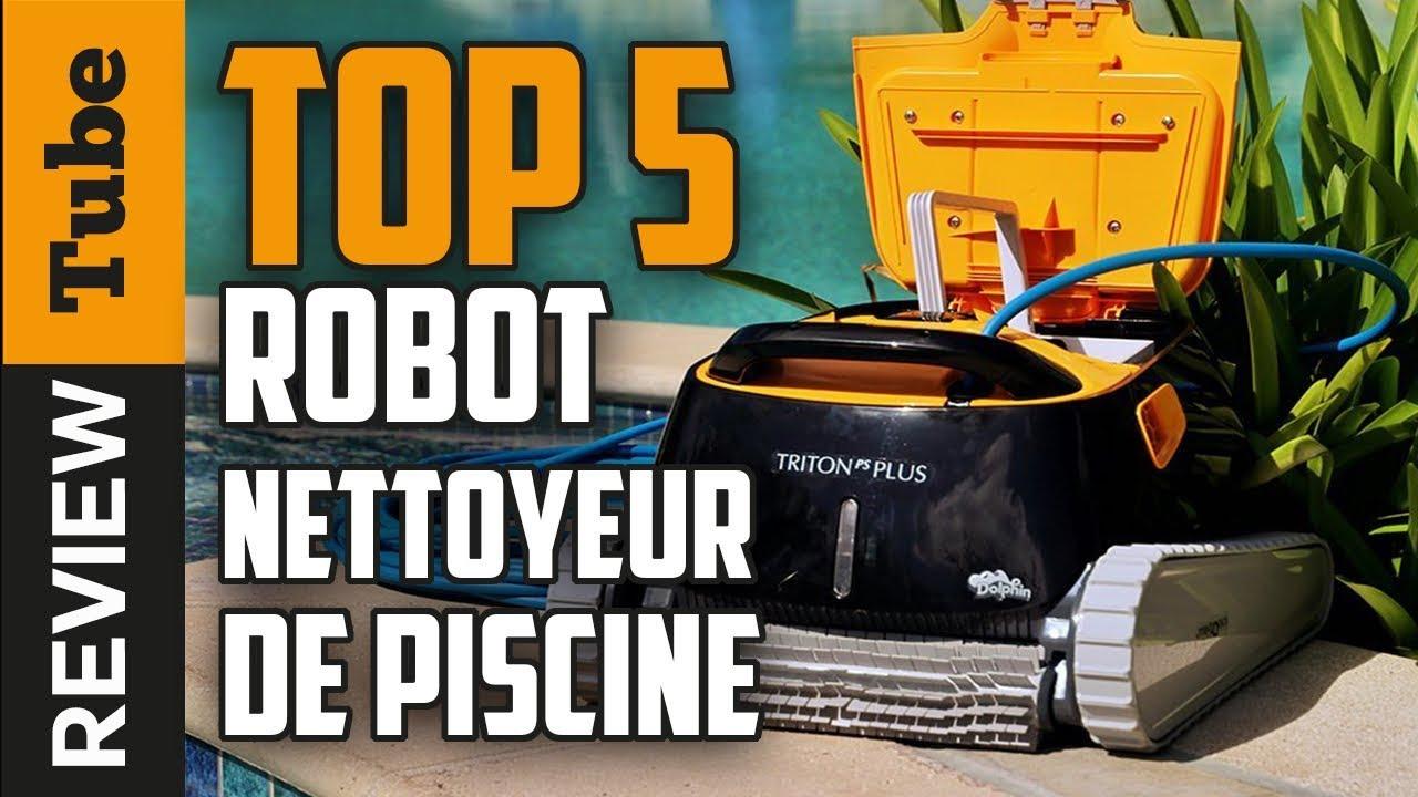 ✅Robot Piscine: Les 5 Meilleurs Robot Piscine (Guide D'achat) pour Comparatif Robot Piscine