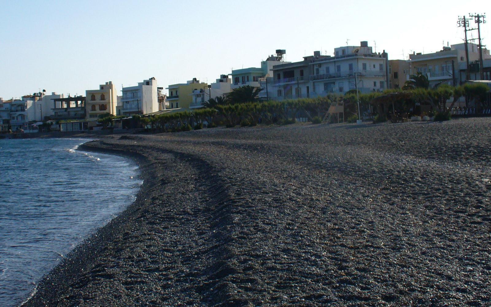 East Beach Of Ierapetra Yakınındaki Ierapetra Otelleri ... tout Arion Piscine