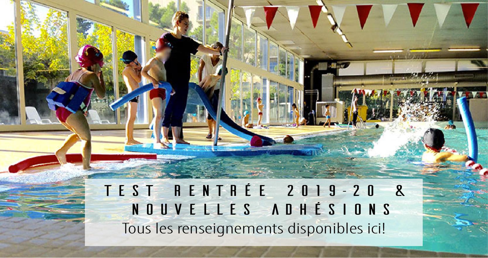 École De Natation | Asptt Marseille Natation & Sauvetage concernant Piscine René Magnac
