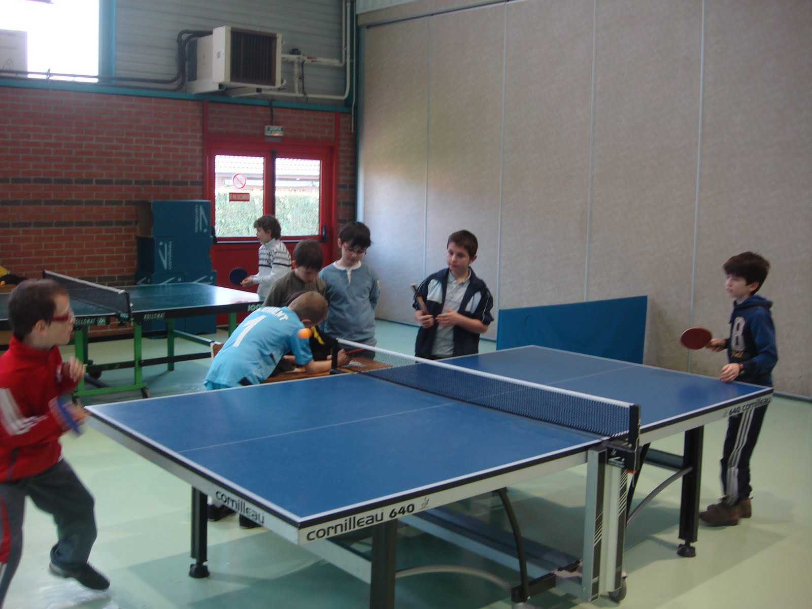 Ecole Le Grand Meaulnes: Rencontre Usep Tennis De Table encequiconcerne Piscine Orchies