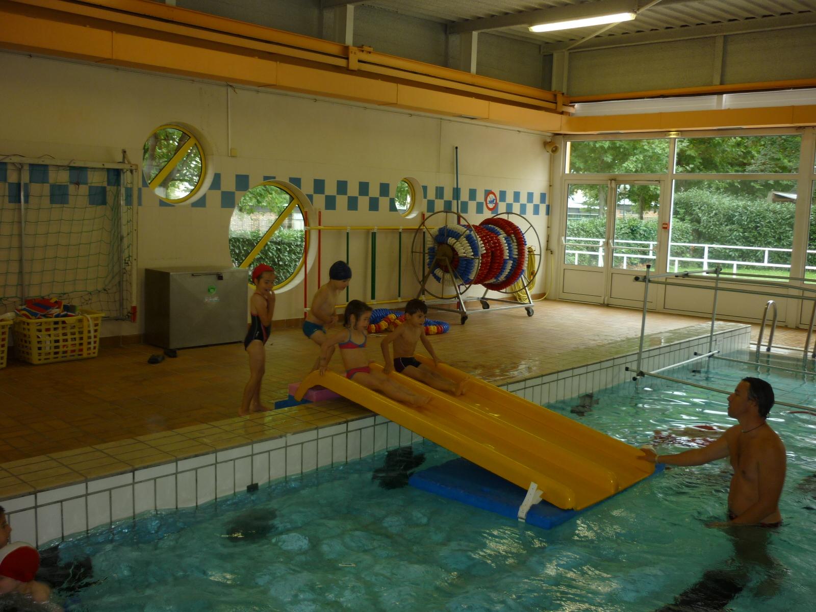 Ecole Maternelle Jules Ferry – Louviers » Tous À La Piscine ! pour Piscine Louvier