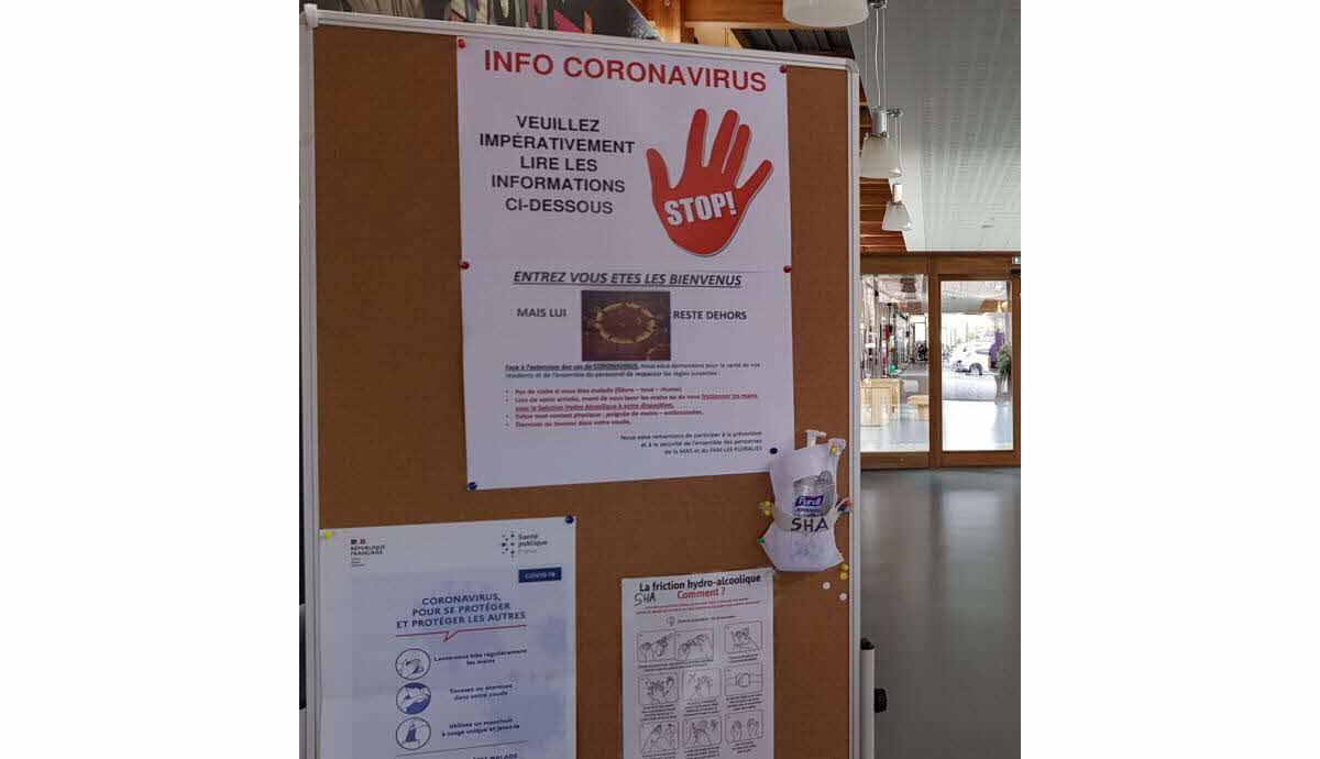 Edition Forbach | Coronavirus : On Fait Le Point Sur Les ... dedans Restaurant La Piscine Sarrebourg