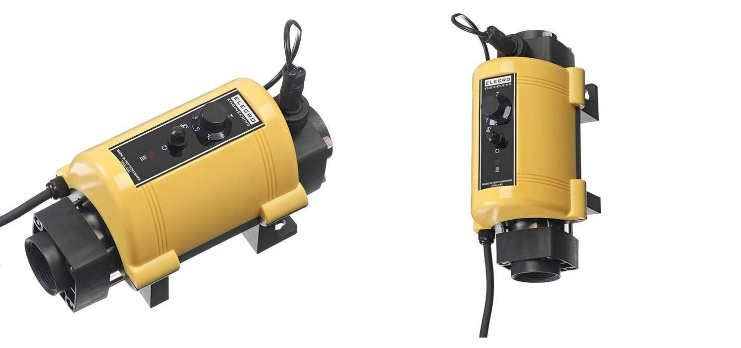 Electric Heater Nano 3Kw intérieur Réchauffeur Piscine
