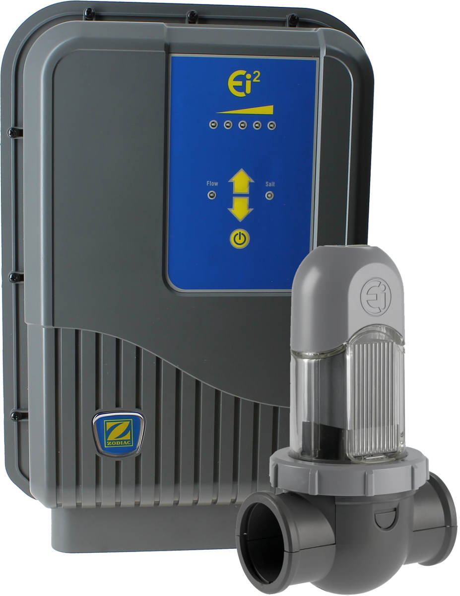 Electrolyseur Au Sel Zodiac Ei2 12 | Comptoir De La Piscine avec Electrolyseur Sel Piscine