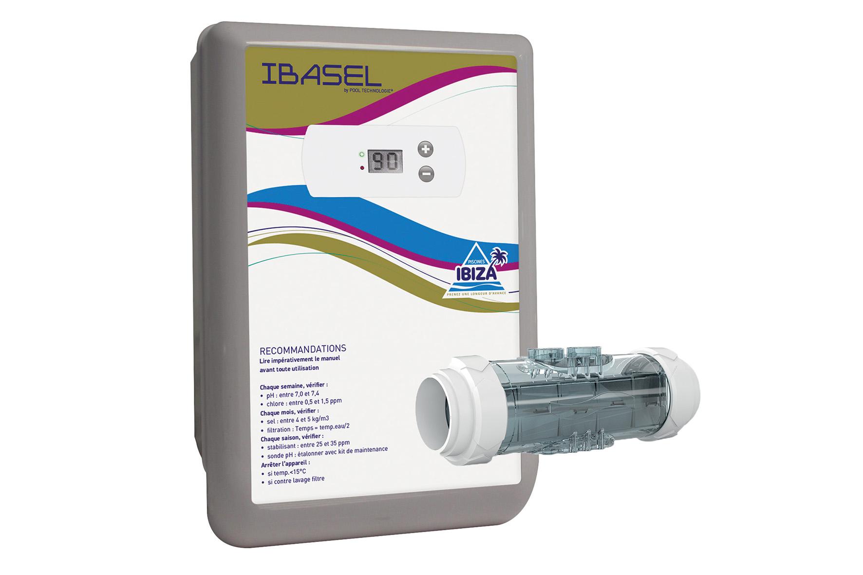 Électrolyseur Ibasel100 concernant Temps De Filtration Piscine