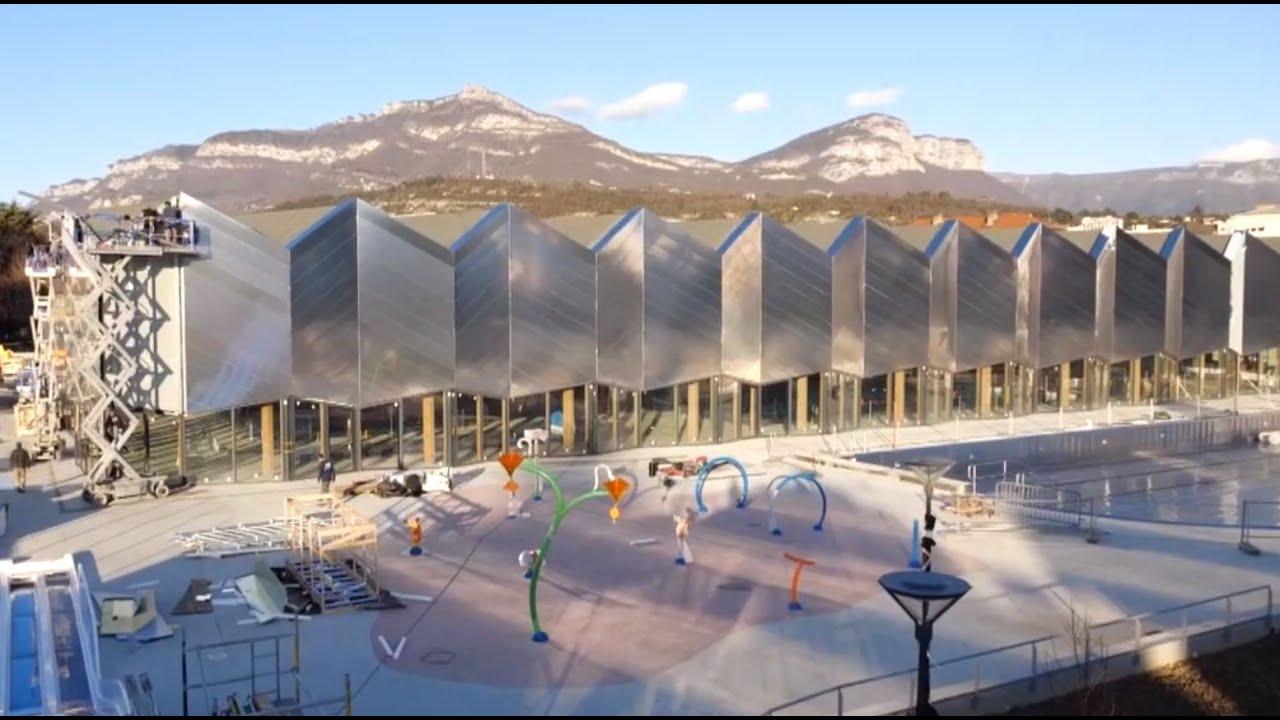 Emission Spéciale - Chambéry : Nouvelle Piscine Aqualudique Du Stade  Auvergne Rhône Alpes destiné Piscine Chambery
