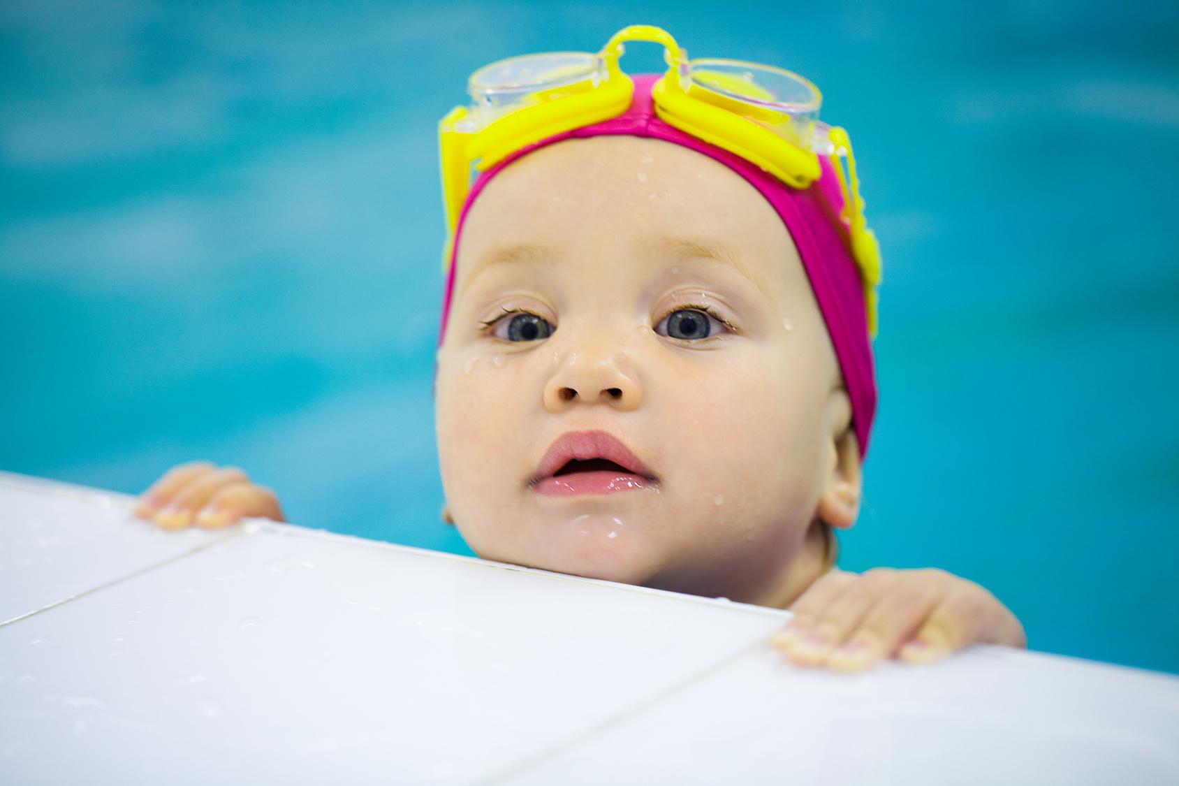 Emmener Son Bébé À La Piscine | Parents.fr avec Piscine Bebe 2 Mois
