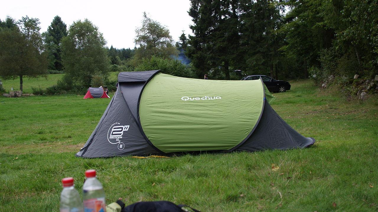 Emplacements En Camping Pour Tente Et Caravane Damgan 56 tout Camping Damgan Avec Piscine