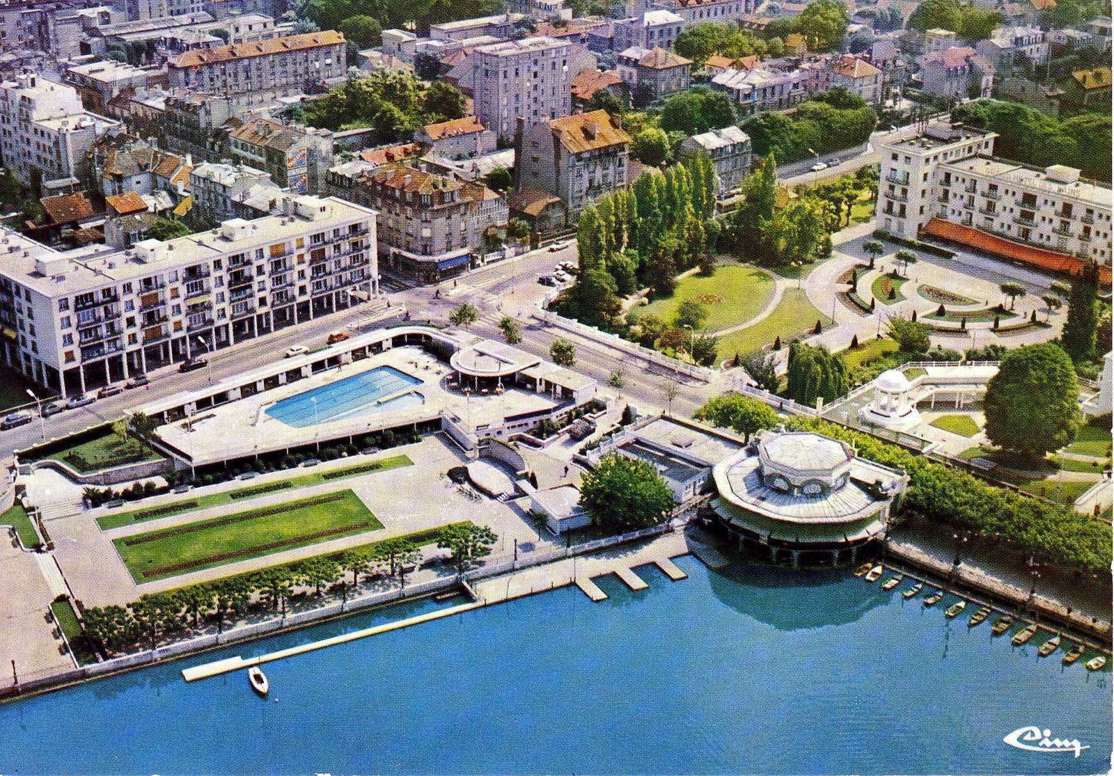 Enghien-Les-Bains - Recherche De Cartes Postales - Geneanet destiné Piscine Enghien Les Bains