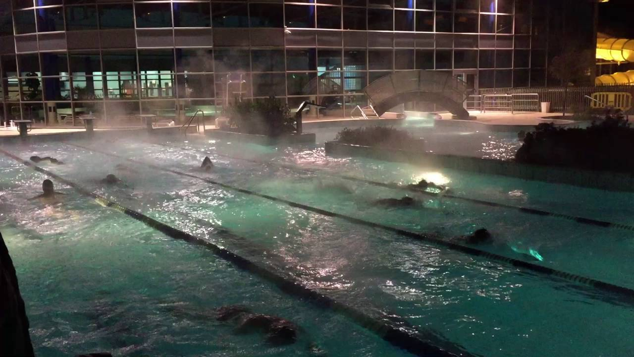 Entrainement Natation À La Piscine Aqualis 25 Fevrier 2016 serapportantà Piscine Aqualis