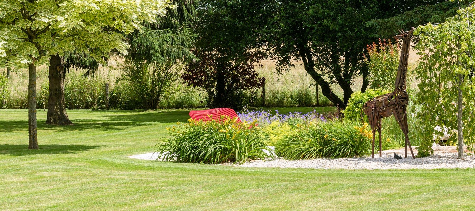 Entretien Du Jardin À Vendôme, Blois, Orléans - Adh Paysages pour Piscine La Chapelle St Mesmin