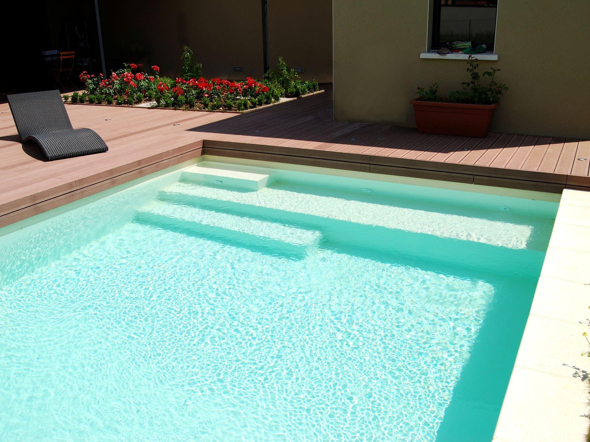 Épinglé Par Ifa Nur Ainina Sur Landscape: Swimming Pool ... tout Escalier Pour Piscine