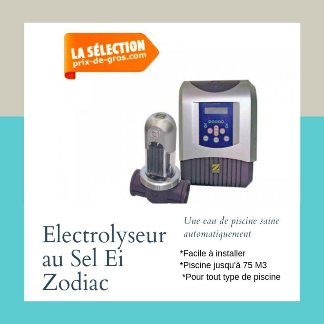 Épinglé Par Prix-De-Gros Sur Aménagement Jardin/piscine ... destiné Electrolyseur Sel Piscine