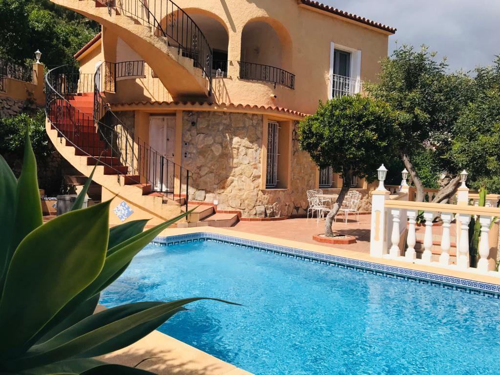 Épinglé Sur Location Calpe Espagne destiné Location Villa Espagne Avec Piscine Privée