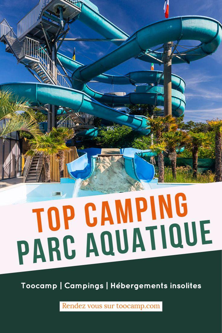 Épinglé Sur Top Camping destiné Piscine Avec Toboggan Ile De France