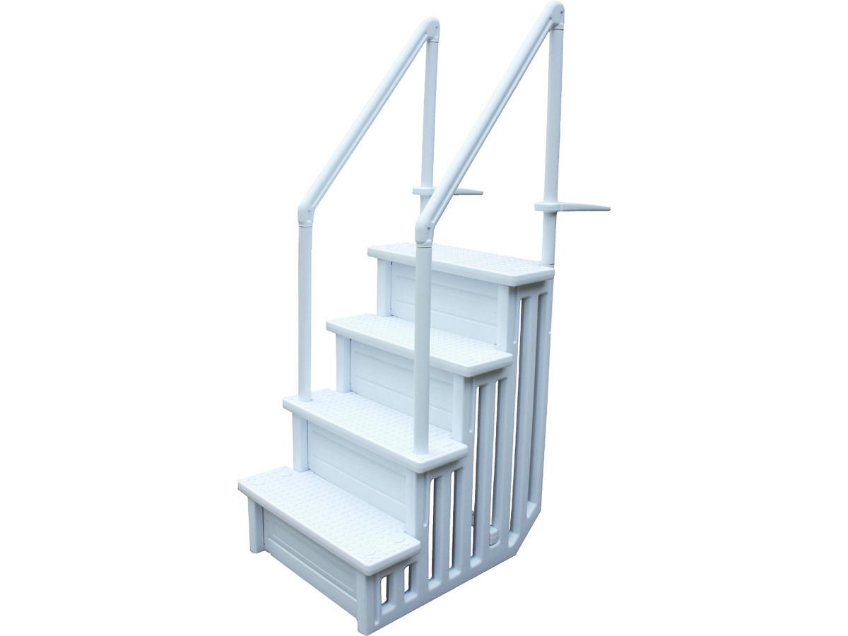 Escalier Simple Pour Piscine 87124 tout Escalier Pour Piscine