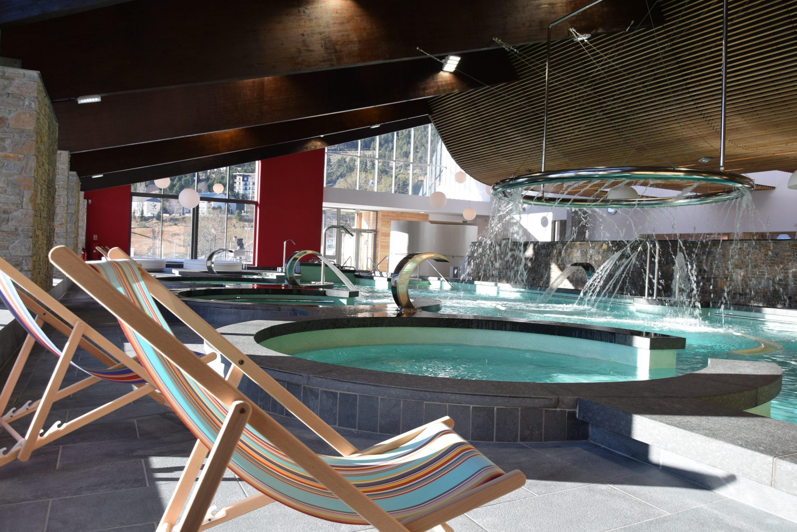 Espace Angleo Balneo & Spa Les Angles   Les Pyrenées destiné Piscine Les Angles