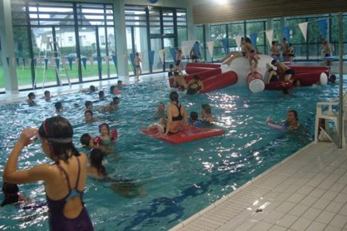 Espace Aquatique De Rozanduc À Rosporden - Horaires, Tarifs ... concernant Piscine Concarneau Horaires