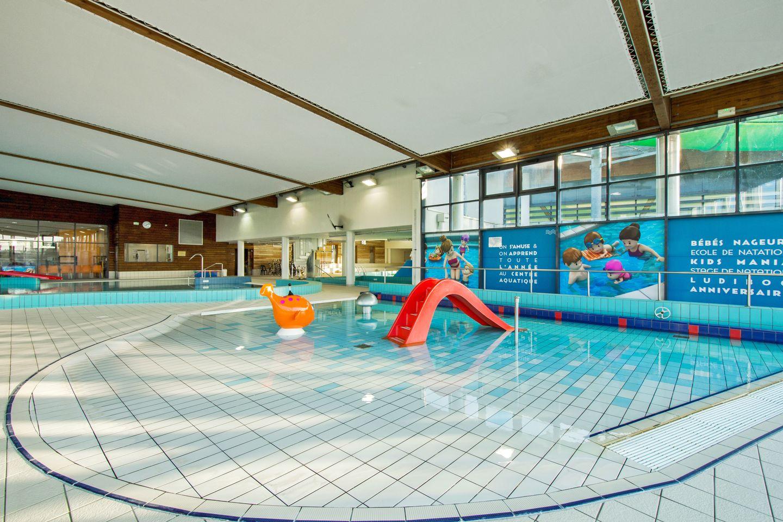Espace Aquatique - L'aquacienne - Gymlib à Piscine Checy