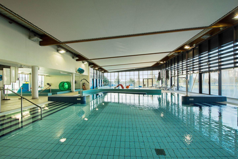 Espace Aquatique - L'aquacienne - Gymlib destiné Piscine Checy