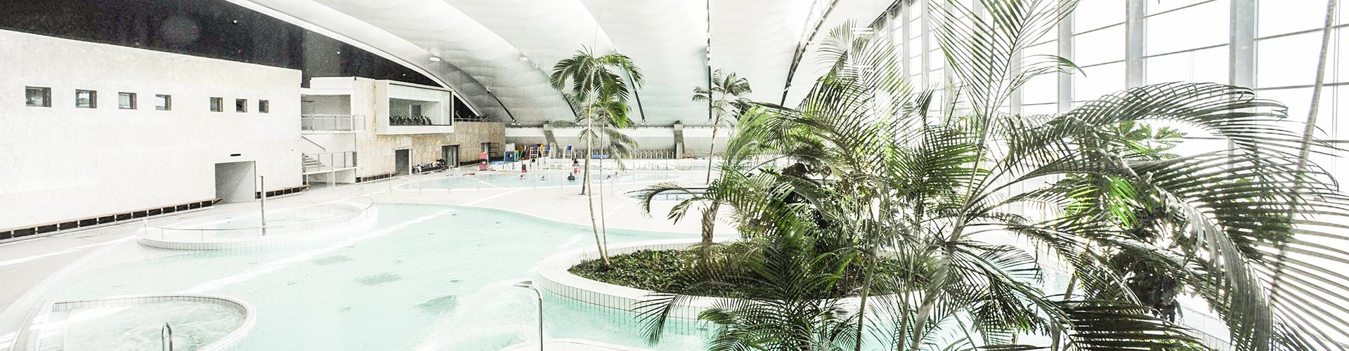 Espace Aquatique | Plaine Oxygene intérieur Piscine Du Mesnil Amelot