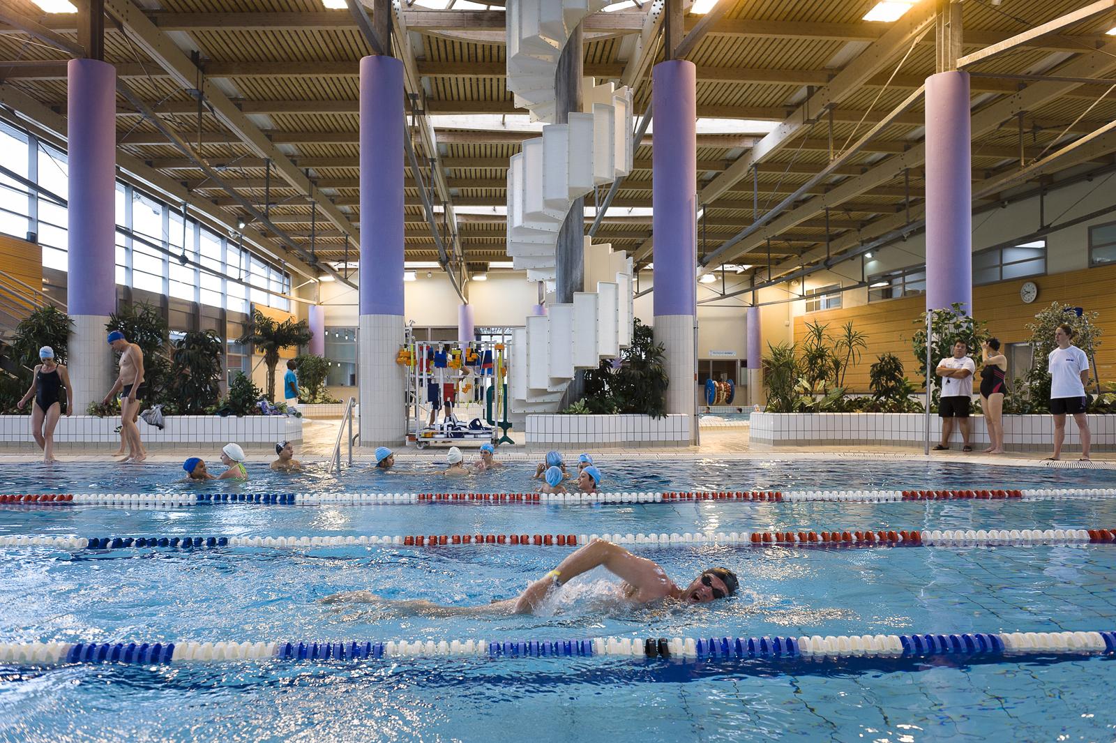 Espace Nautique Jean Vauchere | Colomiers | Water Park ... serapportantà Colomiers Piscine