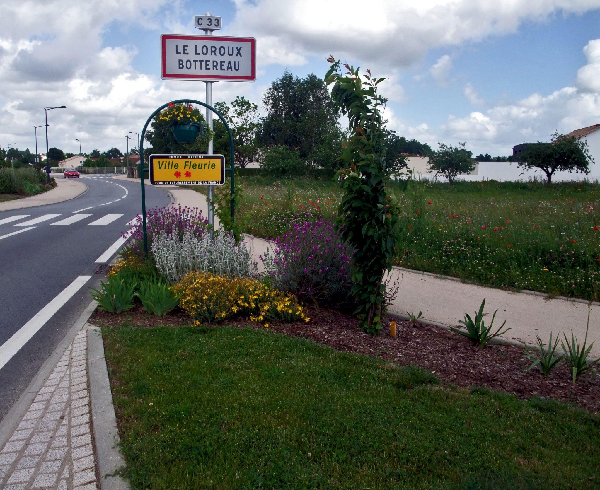 Espaces Verts - Loroux-Bottereau destiné Piscine Le Loroux Bottereau
