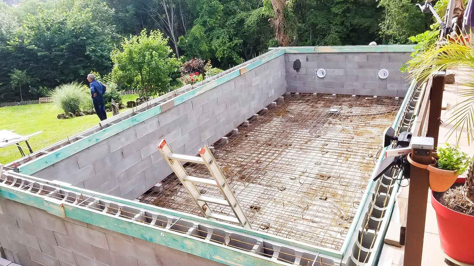 Exterior Renovation – Pool – Agora Delta dedans Piscine Agora