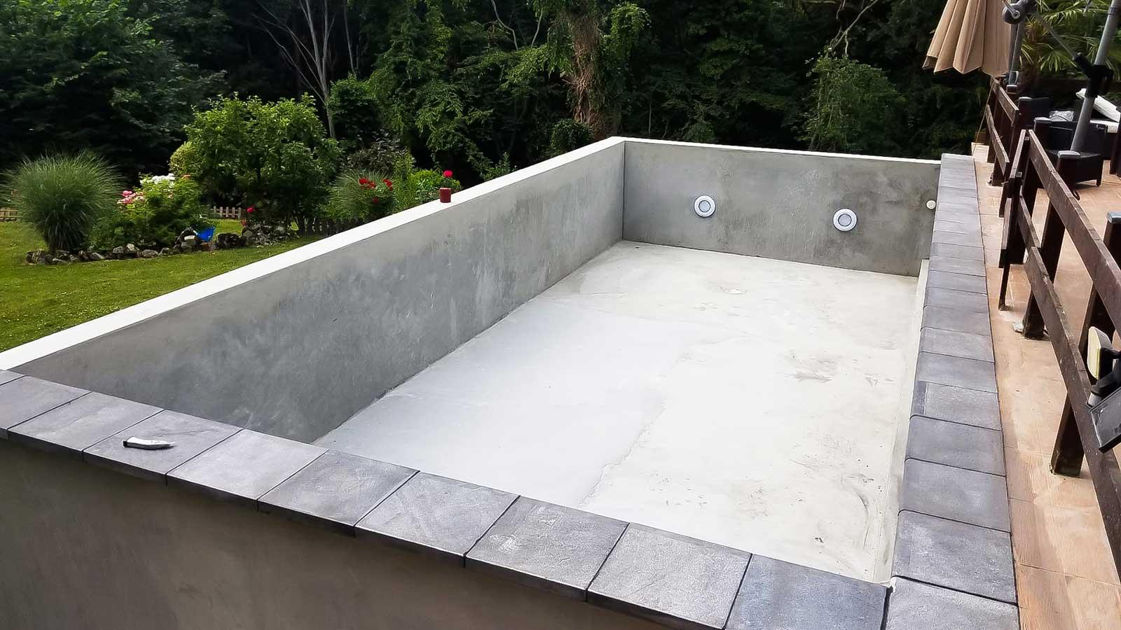 Exterior Renovation – Pool – Agora Delta pour Piscine Agora