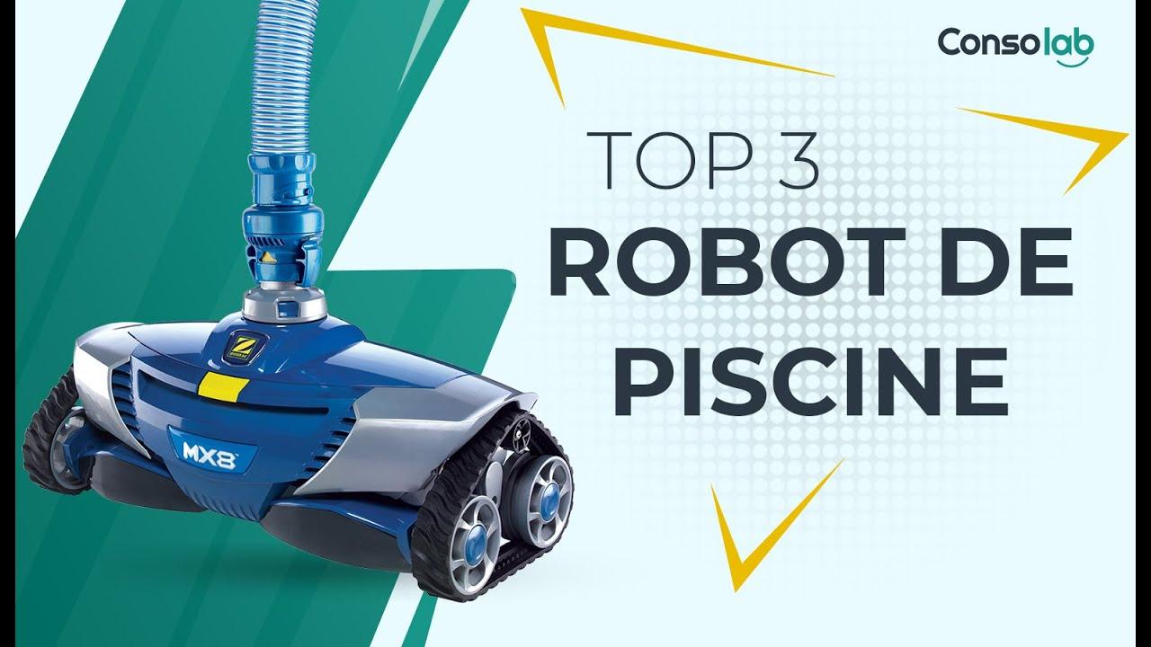 🏆 Top 3 - Meilleur Robot De Piscine (Comparatif) tout Comparatif Robot Piscine