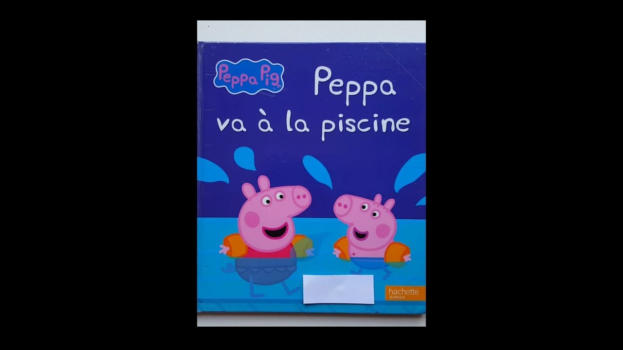 🐛lecture : Peppa Va À La Piscine - Peppa Pig serapportantà Peppa Pig À La Piscine