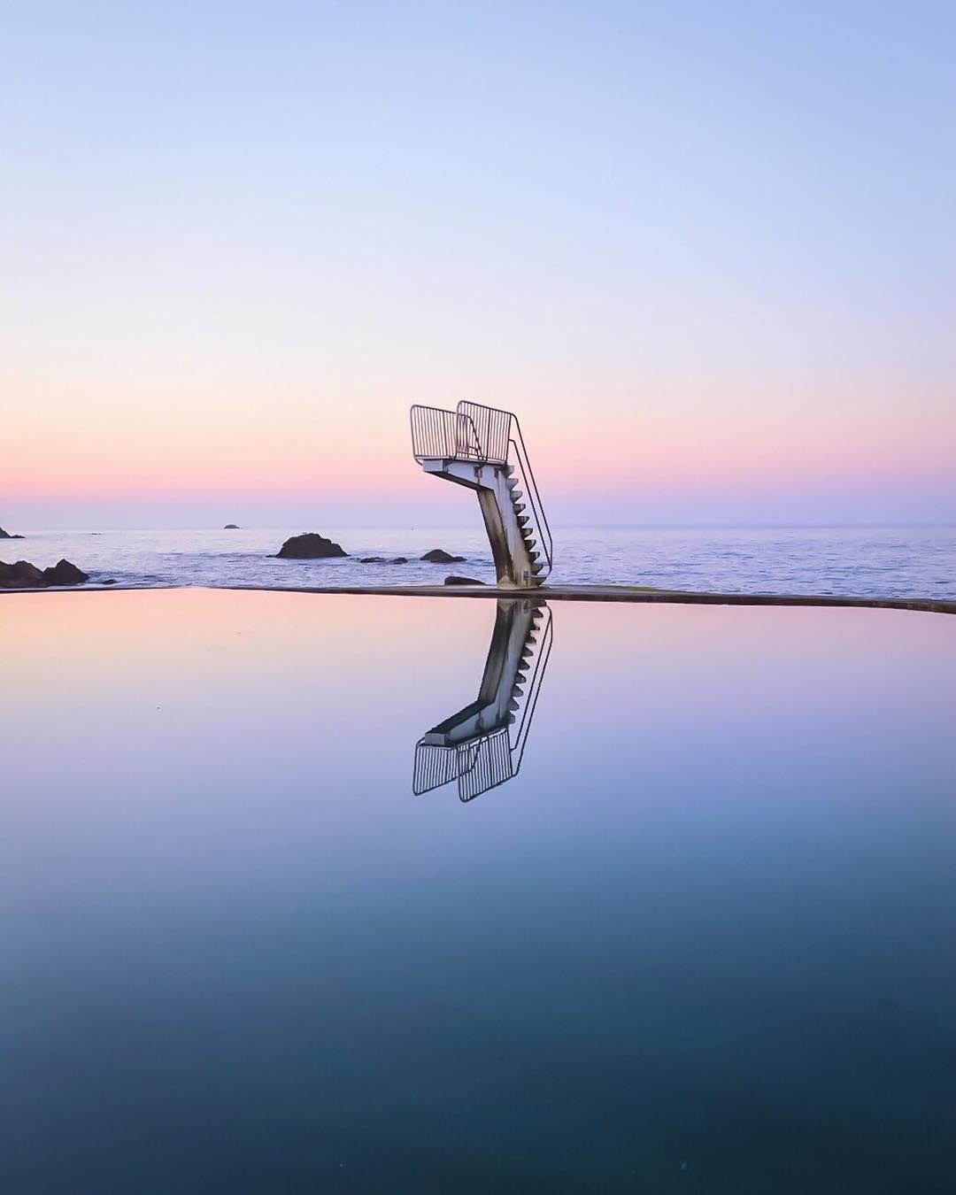🙌🏽 •|| - Deep Reflection - Piscine D'eau De Mer | Sea ... concernant Piscine Eau De Mer