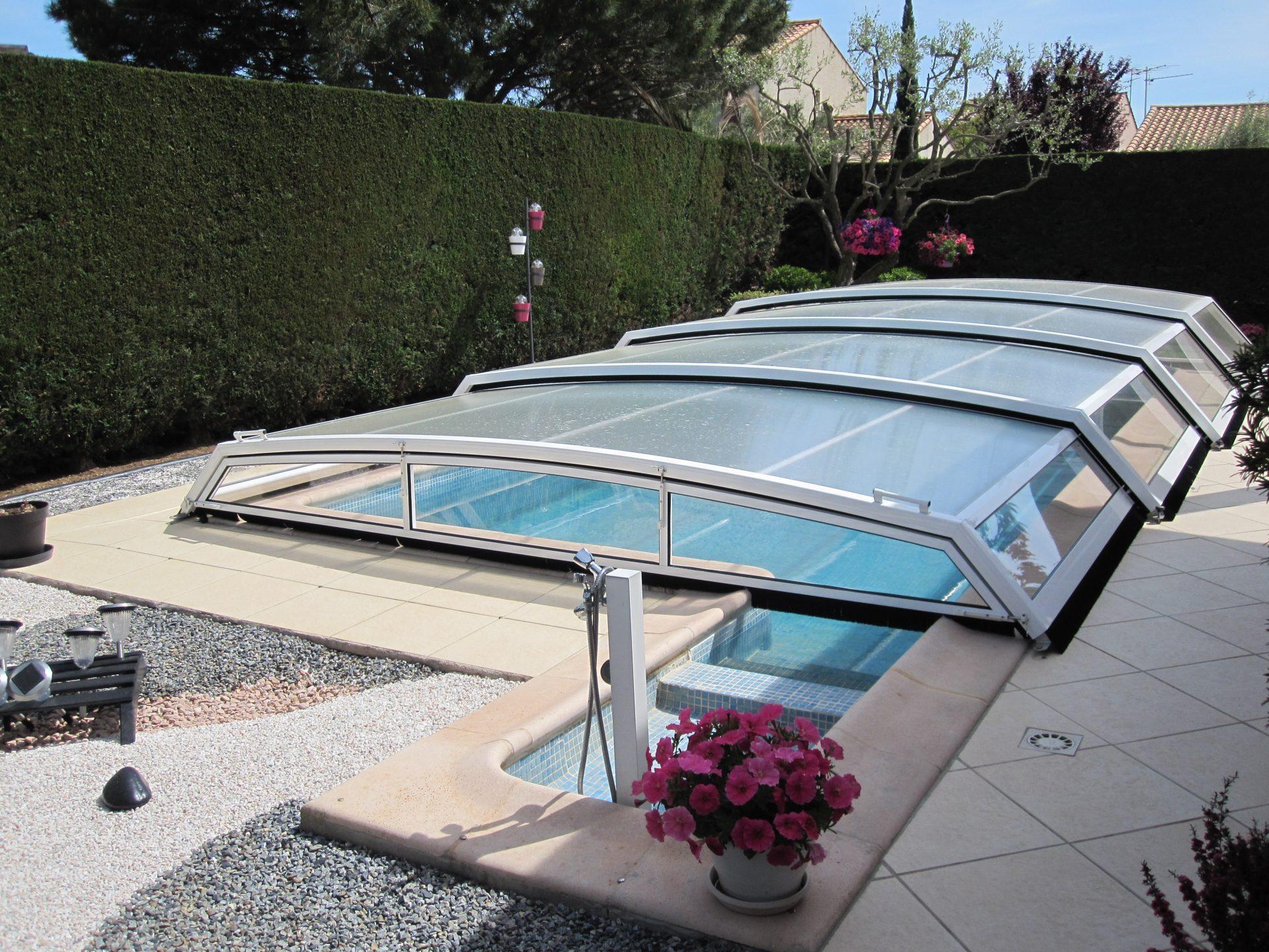 Fabricant D'abri Piscine Montpellier (Hérault) | Bel Abri pour Reparation Abri Piscine