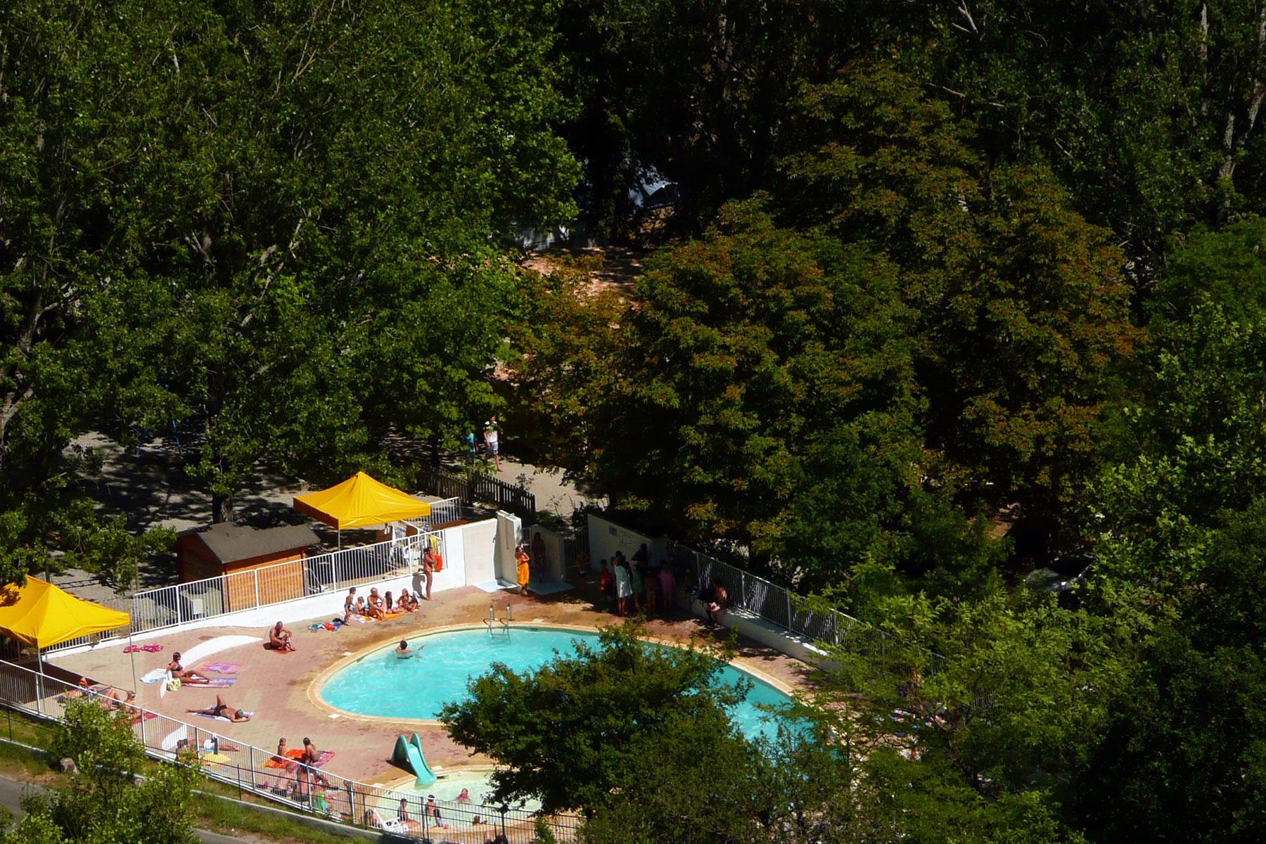 Familly Campsite In The Verdon - Domaine Chasteuil Provence encequiconcerne Camping Gorges Du Verdon Avec Piscine