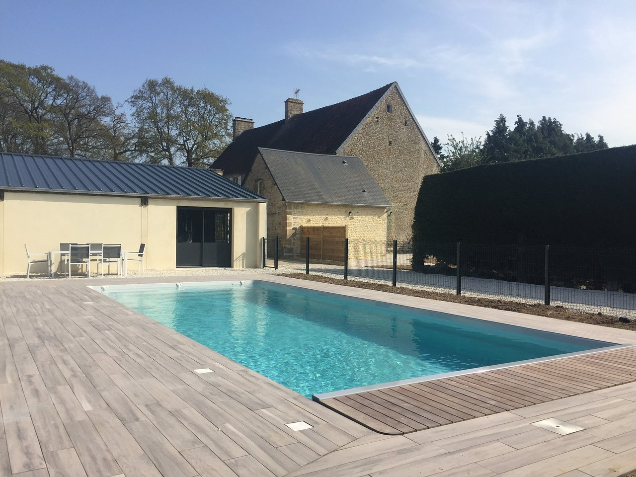 Ferme De Riou - Gites - Prices & Cottage Reviews (Sainte ... encequiconcerne Piscine Carentan