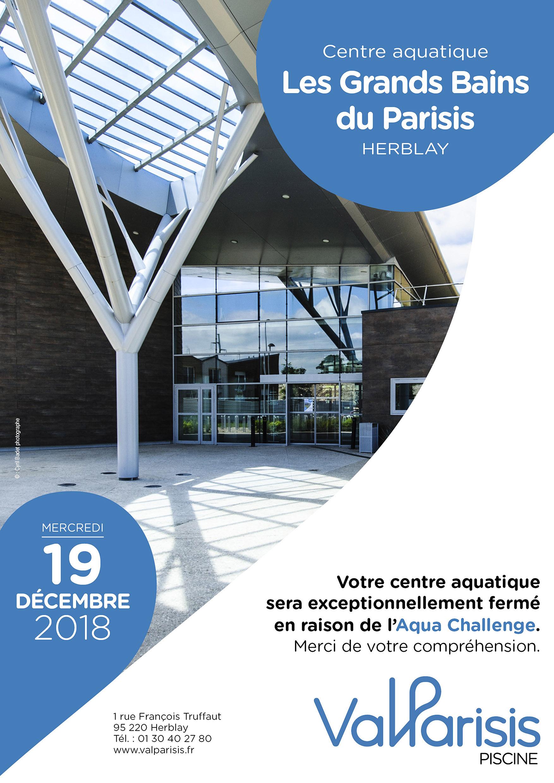 Fermeture Des Grands Bains Du Parisis | Herblay Sur Seine serapportantà Piscine D Herblay