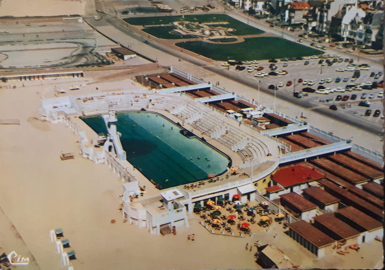 File:piscine Du Touquet-Paris-Plage Vers 1960.jpg ... encequiconcerne Piscine Touquet
