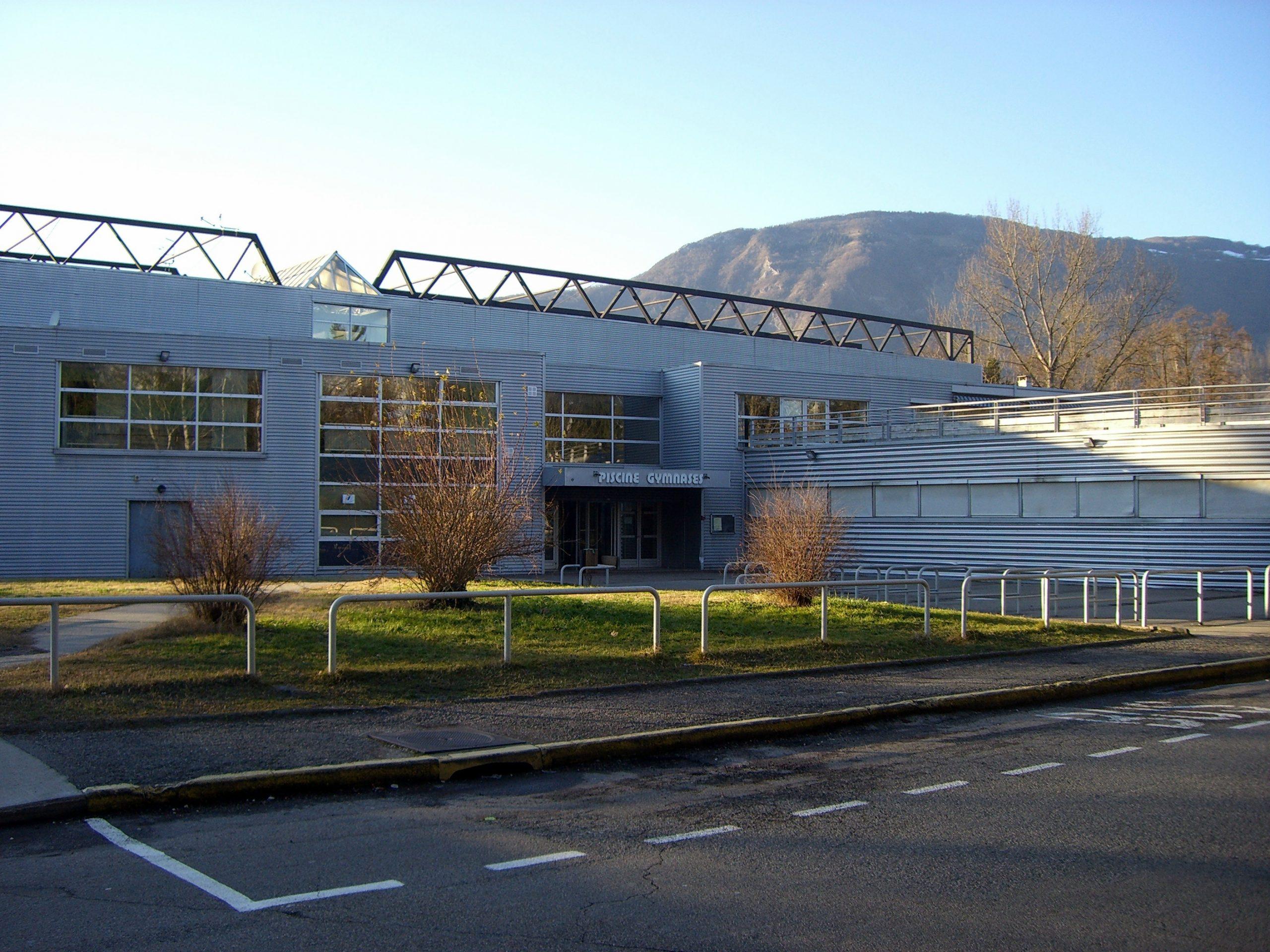 File:piscine Universitaire - Saint-Martin-D'hères.jpg ... encequiconcerne Piscine Saint Martin D Heres