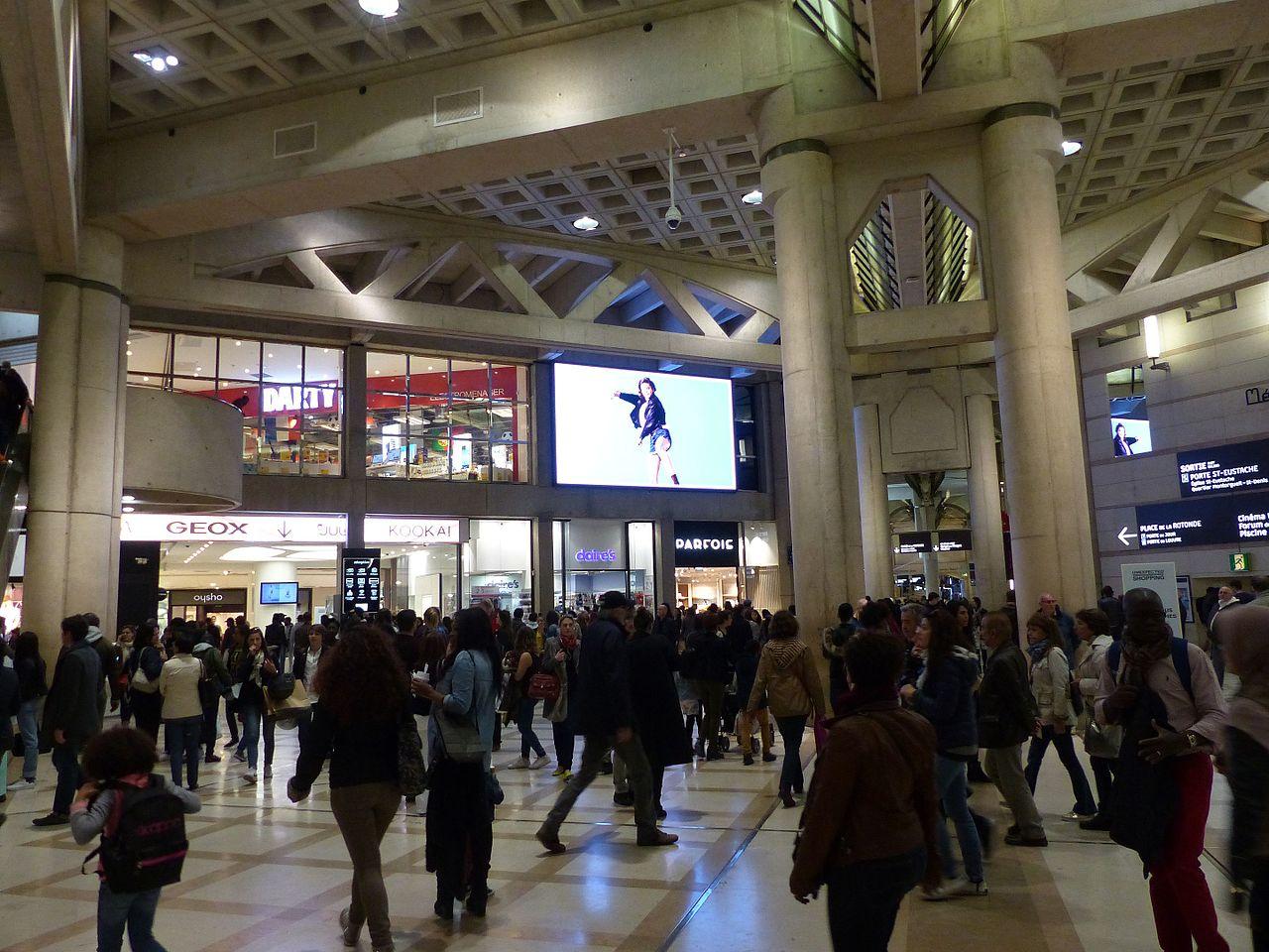 File:unexpected Shopping - Les Halles (22).jpg - Wikimedia ... tout Piscine Des Halles