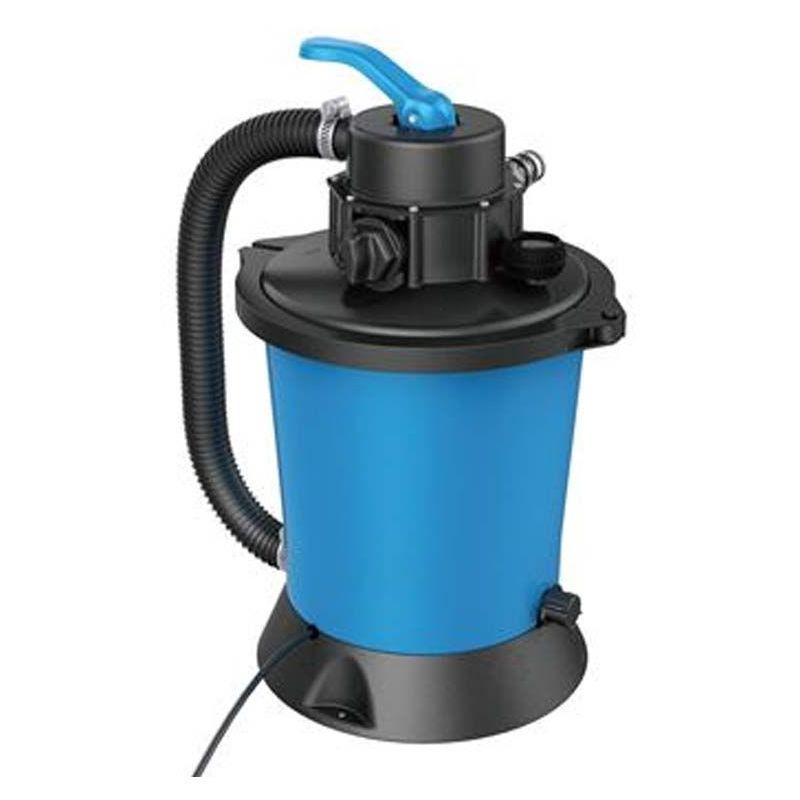 Filtre À Sable 3M3/h Pour Piscine Hors-Sol destiné Pompe Filtration Piscine Hors Sol Intex