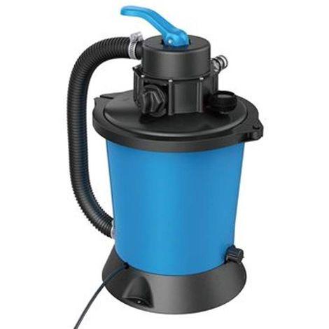 Filtre À Sable 3M3/h Pour Piscine Hors-Sol tout Pompe Piscine Intex 6M3