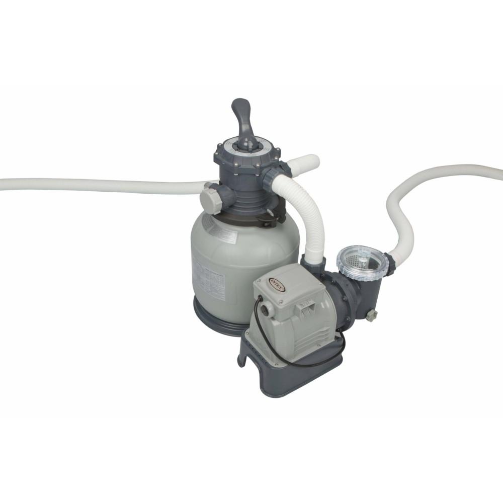 Filtre À Sable Intex 6M3/h à Pompe Piscine Intex 6M3