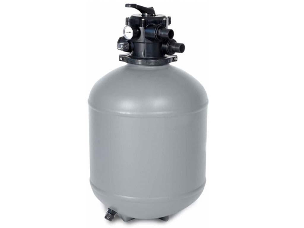Filtre À Sable Sf85 S-476 Bwt Hauts Débits Vanne 6 Voies Piscine 60/70M³ pour Vanne 3 Voies Piscine