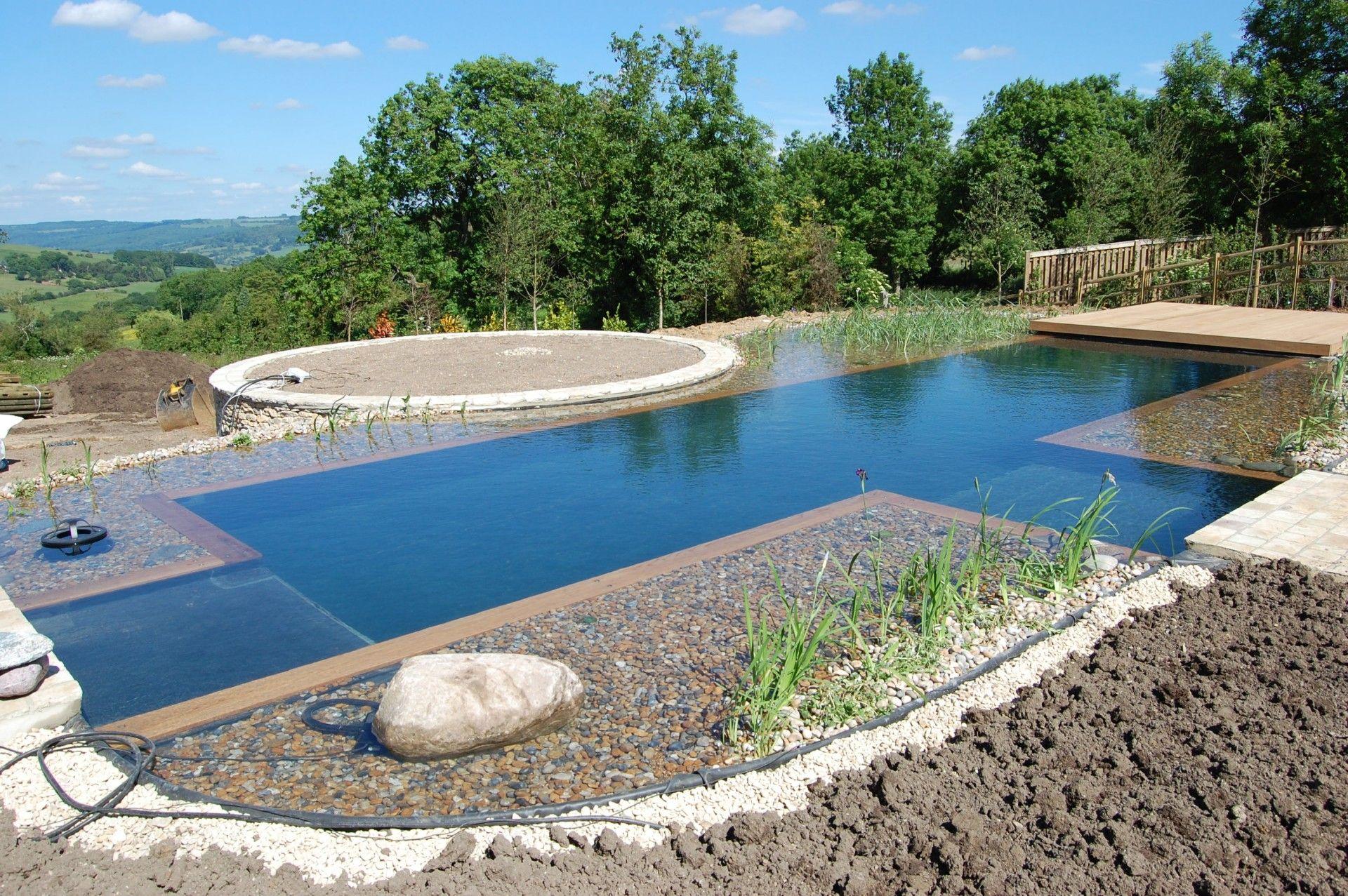 Firestone Building Products Natural Swimming Pools Epdm ... intérieur Piscine Epdm