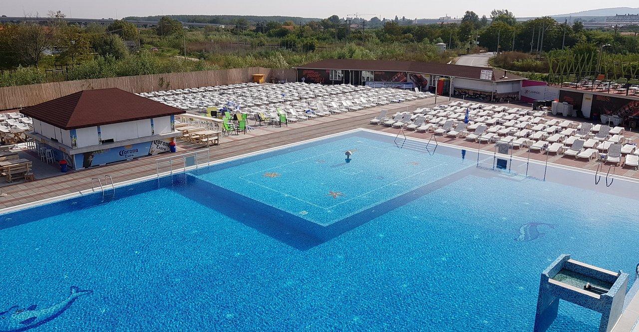 Flamingo Resort (Belgrade, Sırbistan) - Otel Yorumları Ve ... dedans Piscine Tournefeuille