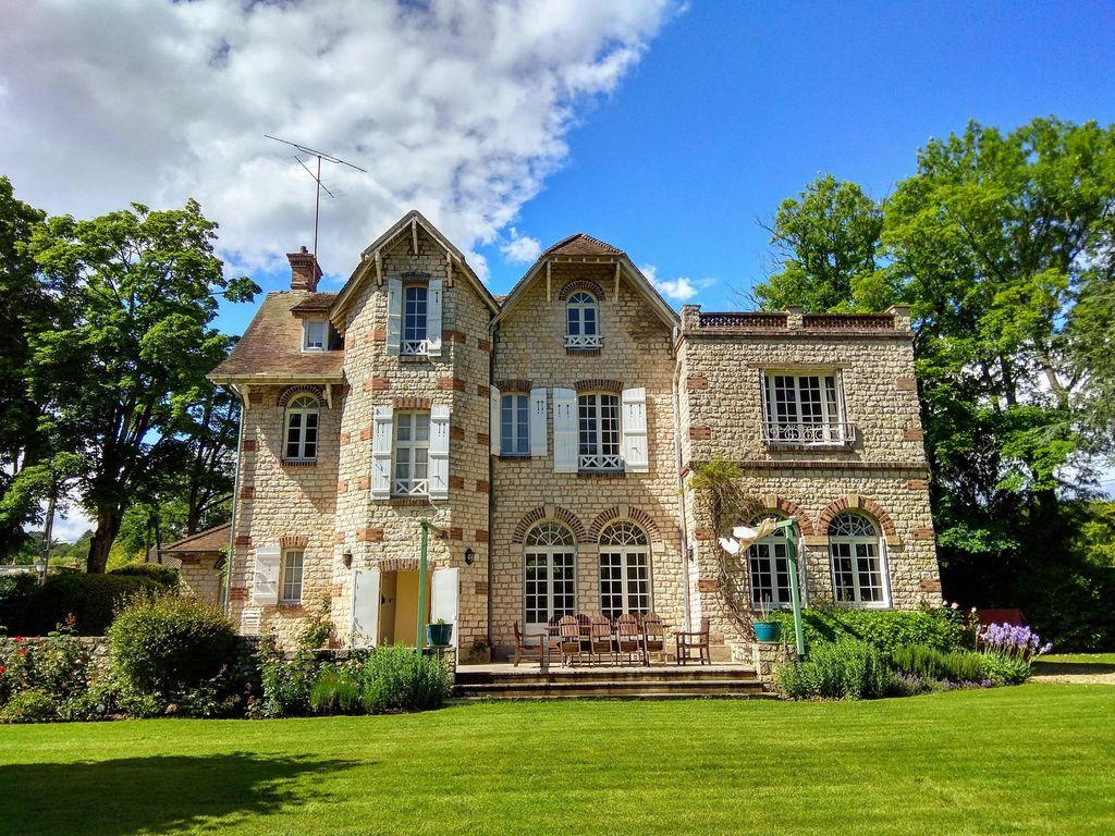 Fontainebleau: Unique Pour Vacances D'été Proche Paris Et Dysneyland. -  Montigny-Sur-Loing avec Piscine De Moret Sur Loing