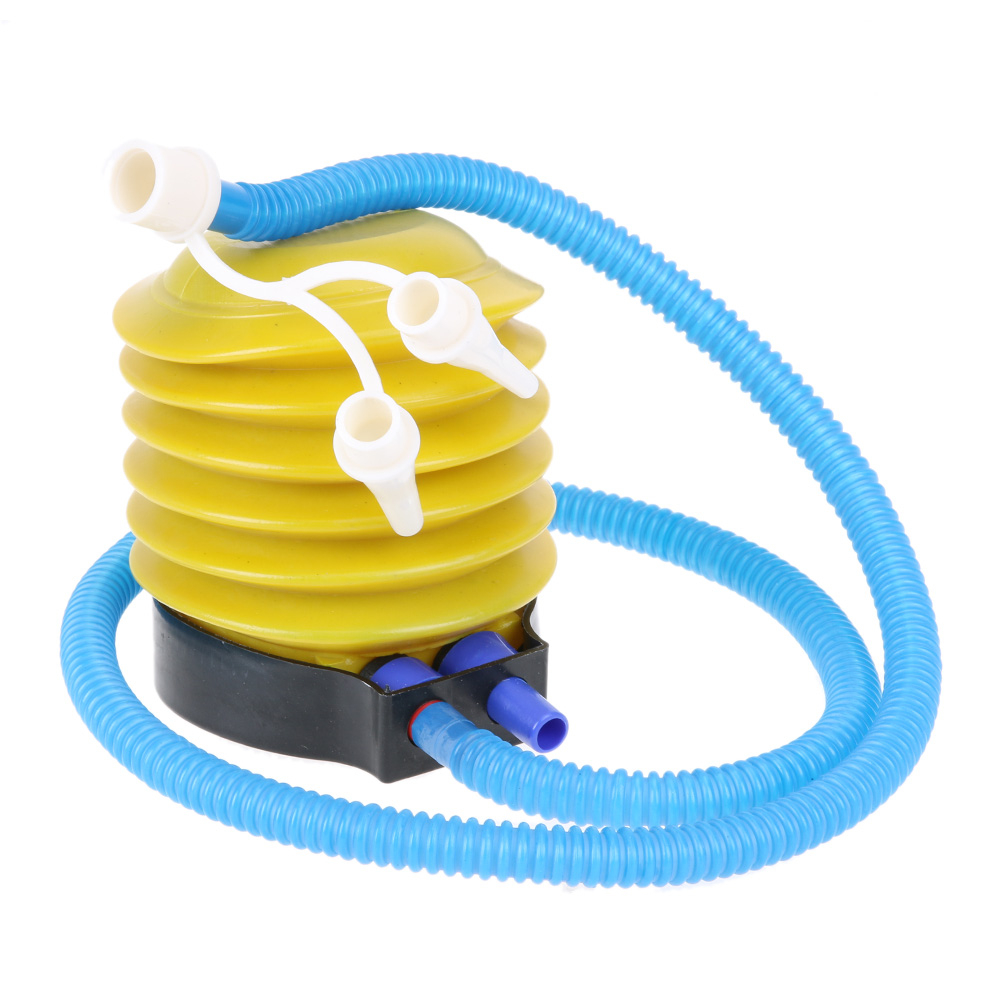 Foot Air Pump For Balloon Kid Swimming Pool Inflate Portable Foot Air  Inflator Inflate Equipment Party Wedding Balloon Inflator -In Pool &  Accessories ... à Gonfleur Piscine