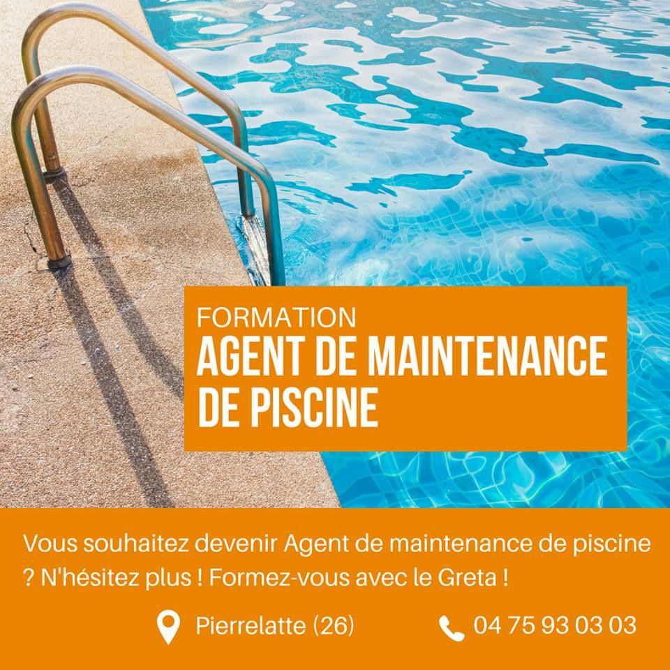 Formation Agent De Maintenance De Piscine Avec Le Greta ... tout Formation Pisciniste