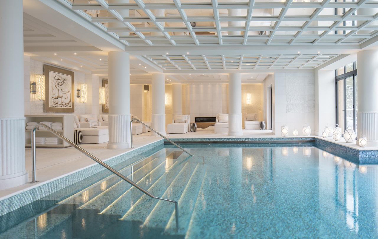 Four Seasons Hotel Megeve (France Megève) - Booking tout Piscine Megeve Horaires